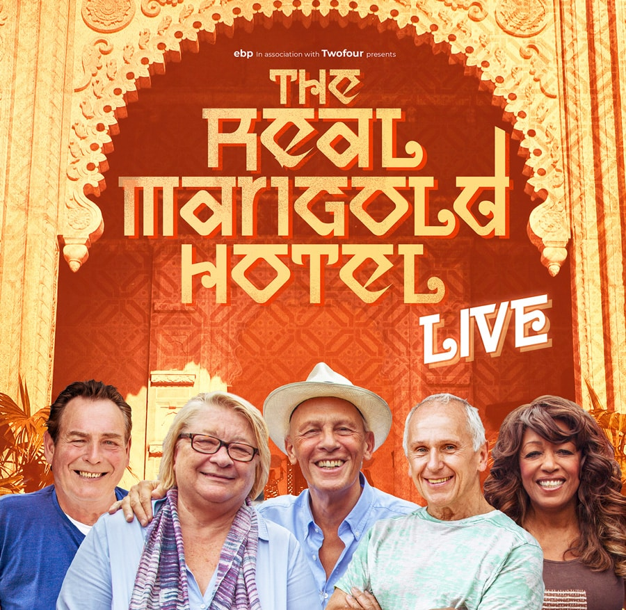 Real Marigold Hotel Live Tour