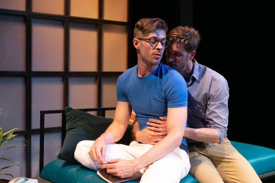 Afterglow Review Southwark Playhouse