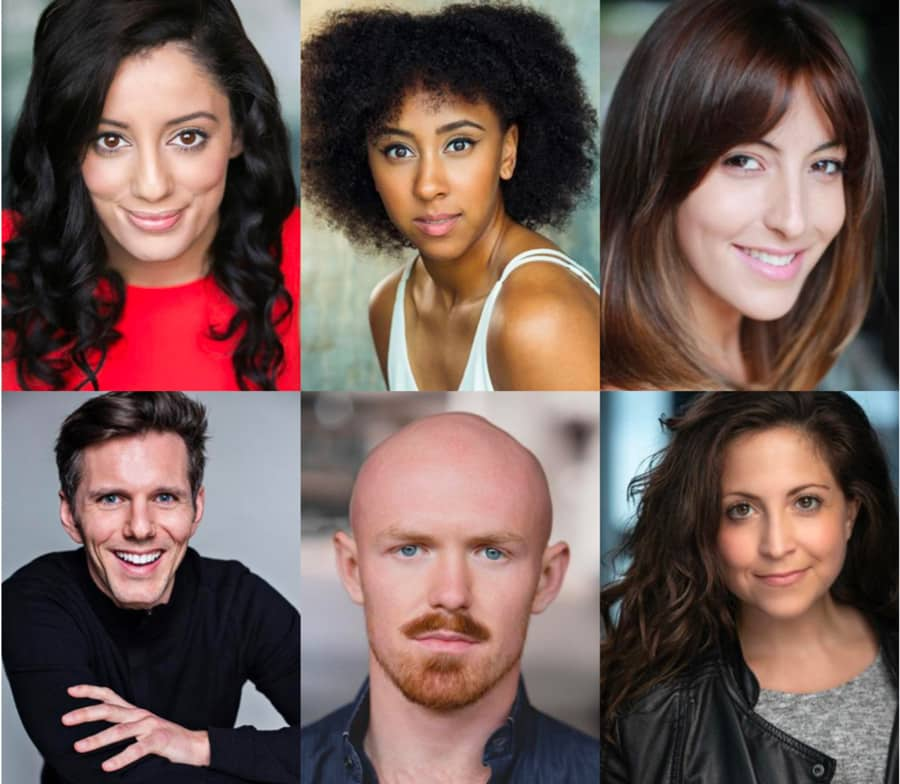 Brooklyn the musical cast announced