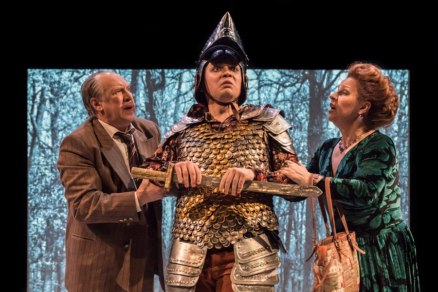 Knight Of The Burning Pestle review Barbican Centre