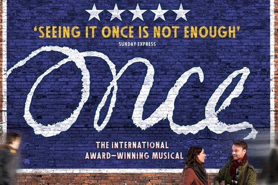 Once musical UK Tour
