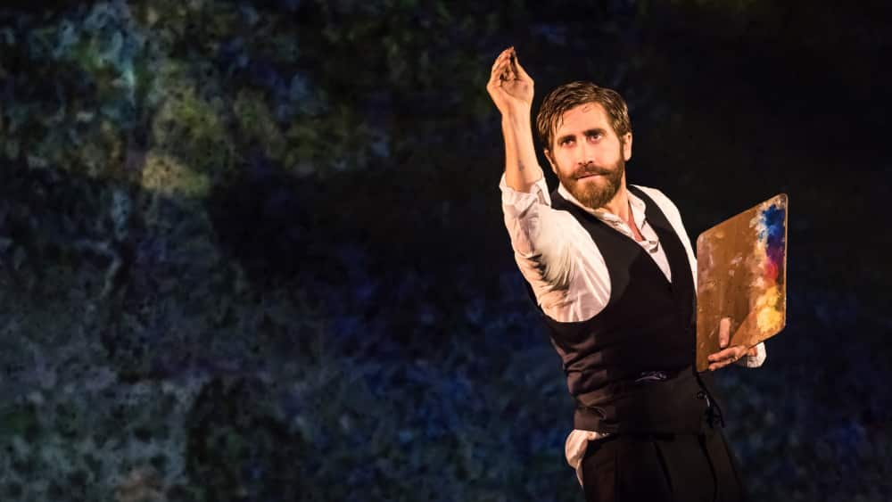 Sundaty In The Park With George Jake Gyllenhaal Savoy Theatre London