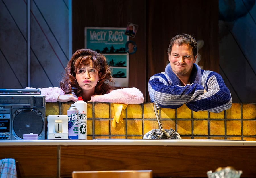Adrian Mole The Musical review