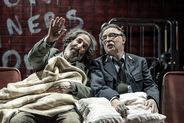 Europe Review Donmar Warehouse