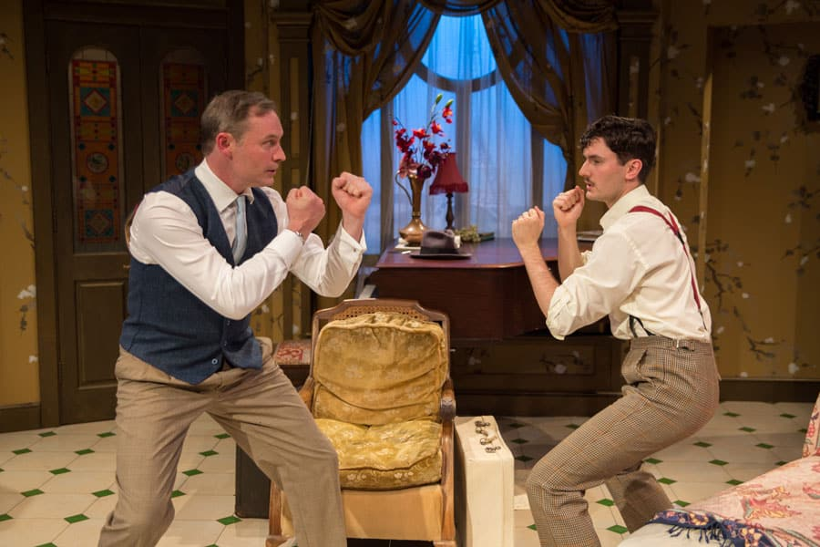 Noel Coward's Private Lives review The Mill at Sonning