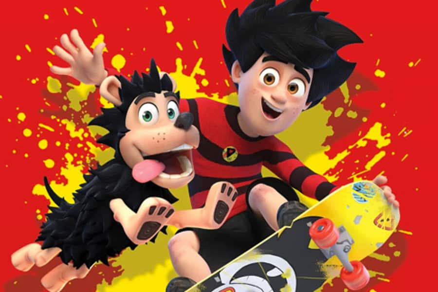 Dennis and Gnasher musical Tour