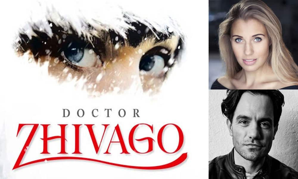 Doctor Zhivago in concert announced for Cadogan Hall London