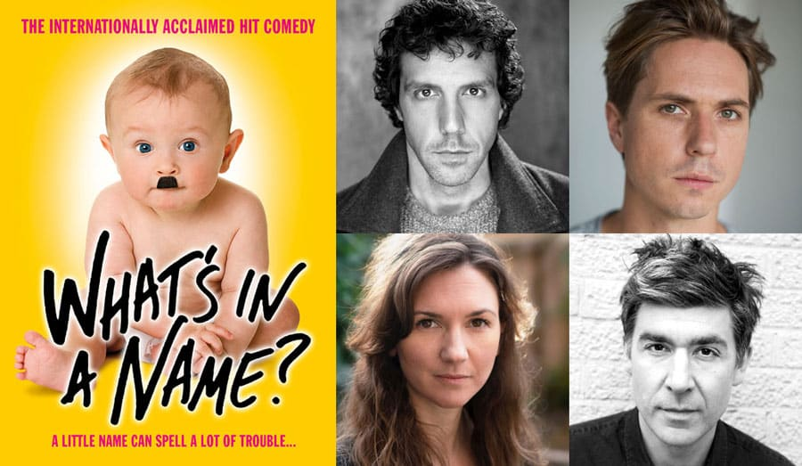 What's In A Name Tour Cast