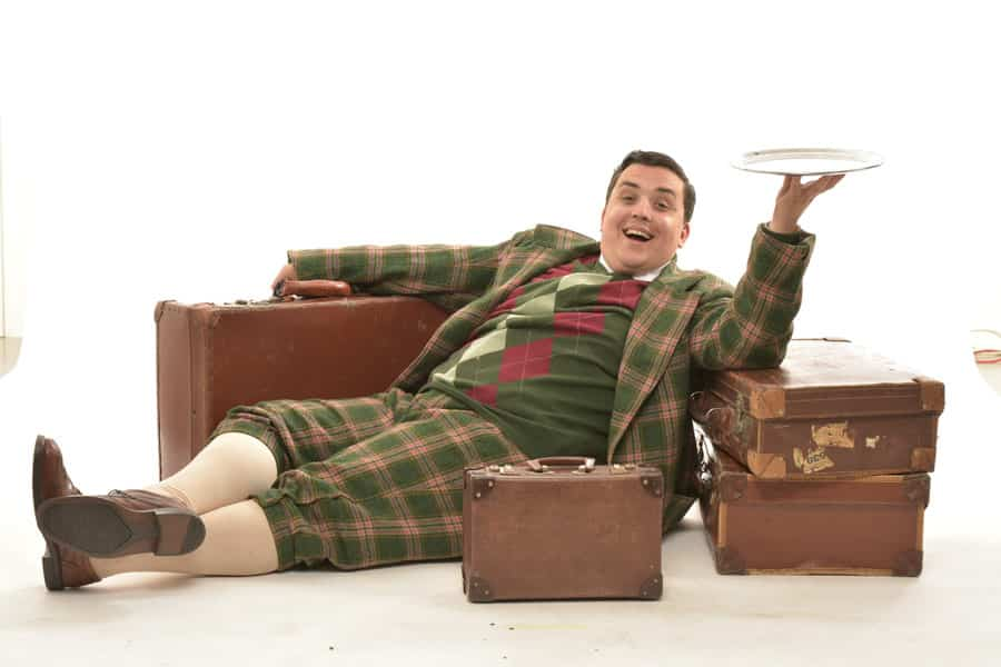 One Man Two Guvnors Tour