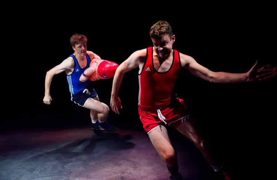 REVIEW: Square Go, Roundabout at Summerhall, Edinburgh Fringe ✭✭✭✭✭