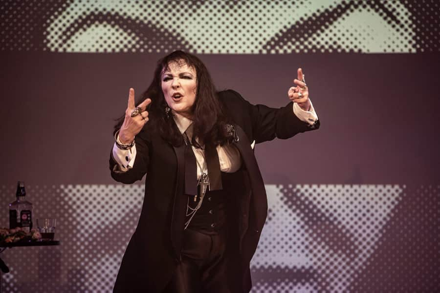 Musik Leicester Square Theatre Frances Barber