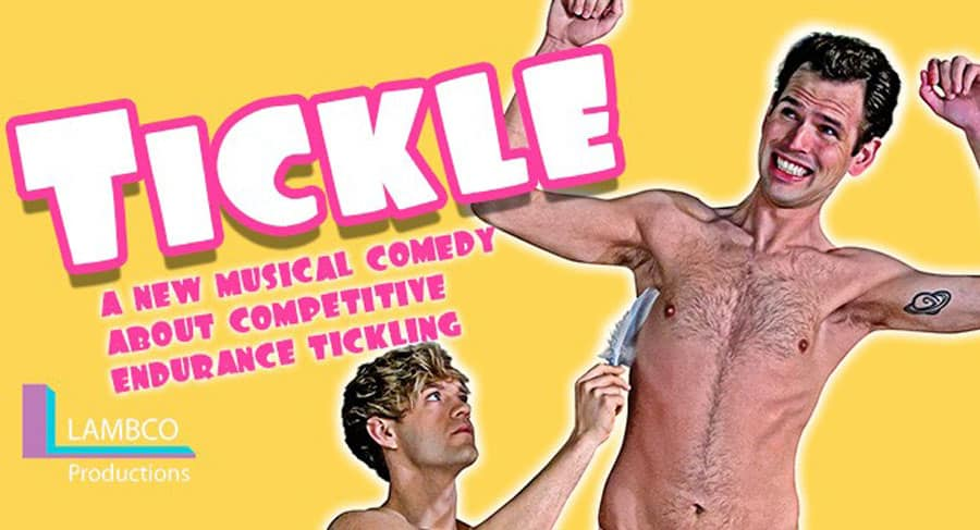 Tickle musical King's Head Theatre