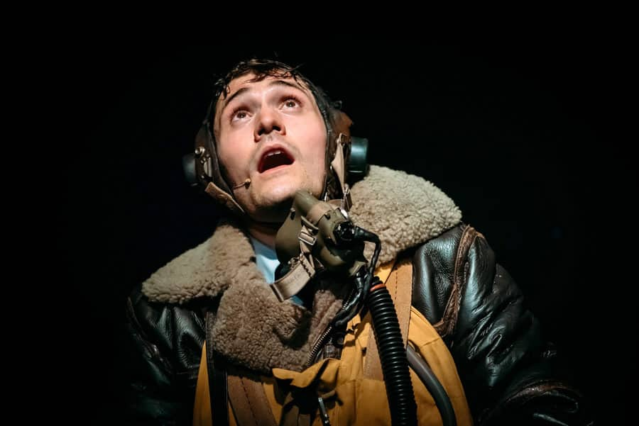Wireless Operator review Edinburgh Fringe