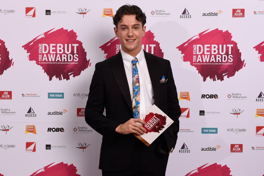 Winners announced for The Stage Debut Awards 2019