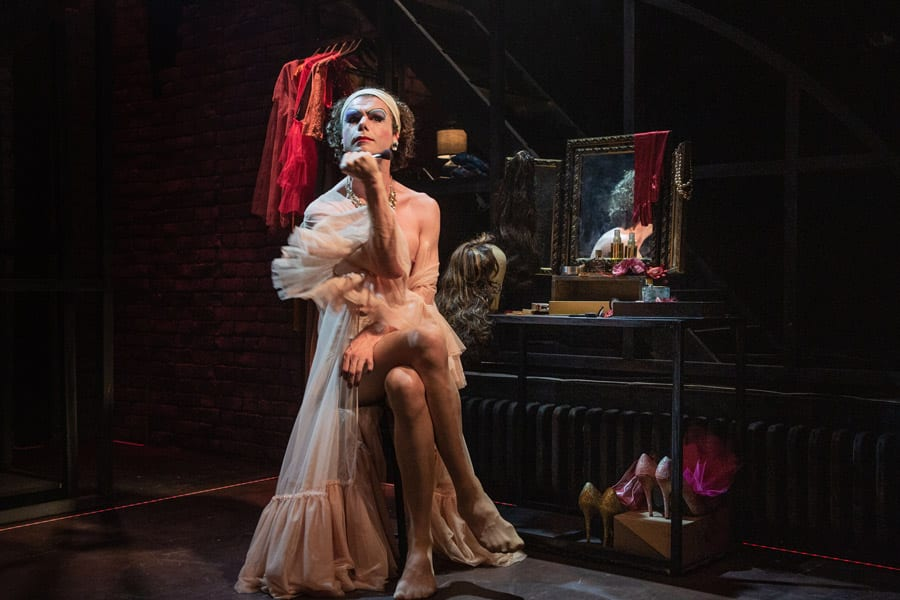 Torch Song review Turbine Theatre