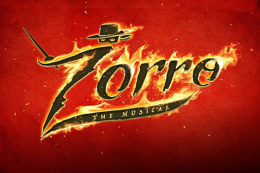 Zorro the musical to open at Hope Mill Theatre in March 2020