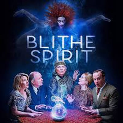 Blithe Spirit UK Tour and West End starring Jennifer Saunders