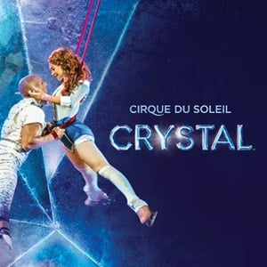 Cirque Du Soleil Crystal UK Tour 2019 - Book Now