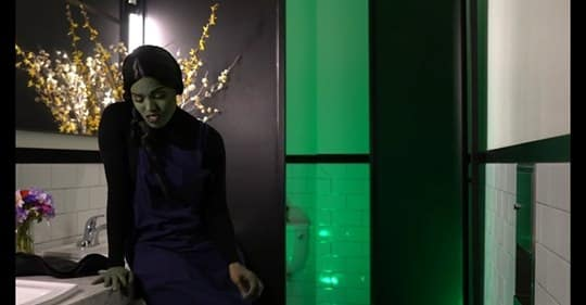 MUST WATCH: Elphaba In The Bathroom