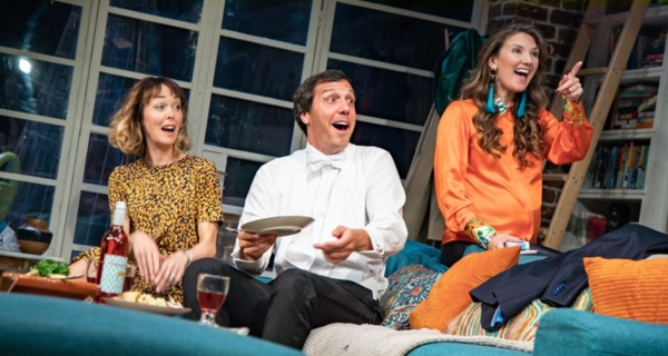 REVIEW: What's In A Name?, Yvonne Arnaud Theatre ✭✭✭