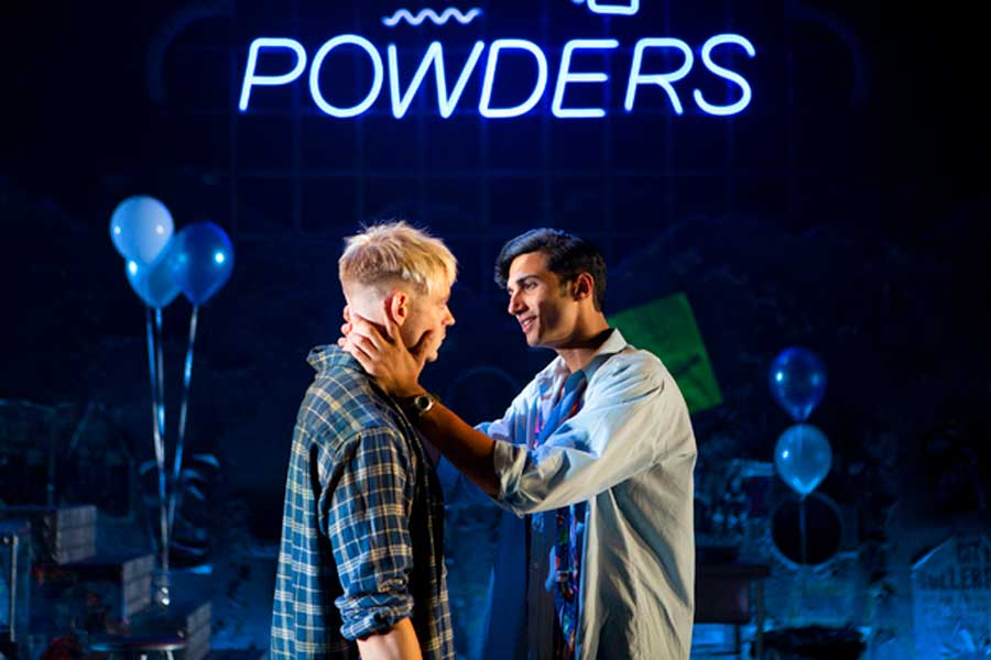 REVIEW: My Beautiful Laundrette, Curve Leicester ✭✭✭✭