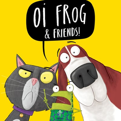 Oi Frog and Friends Uk Tour and West End