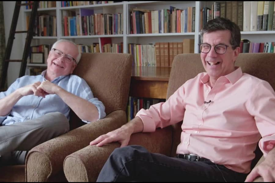 MUST WATCH: Old Show Queens with Gary Gunas and Billy Rosenfield