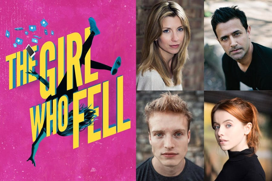 The Girl Who Fell to have World Premiere at Trafalgar Studios