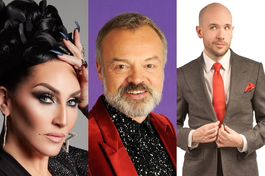 West End Bares 2019 announces hosts for Stripped