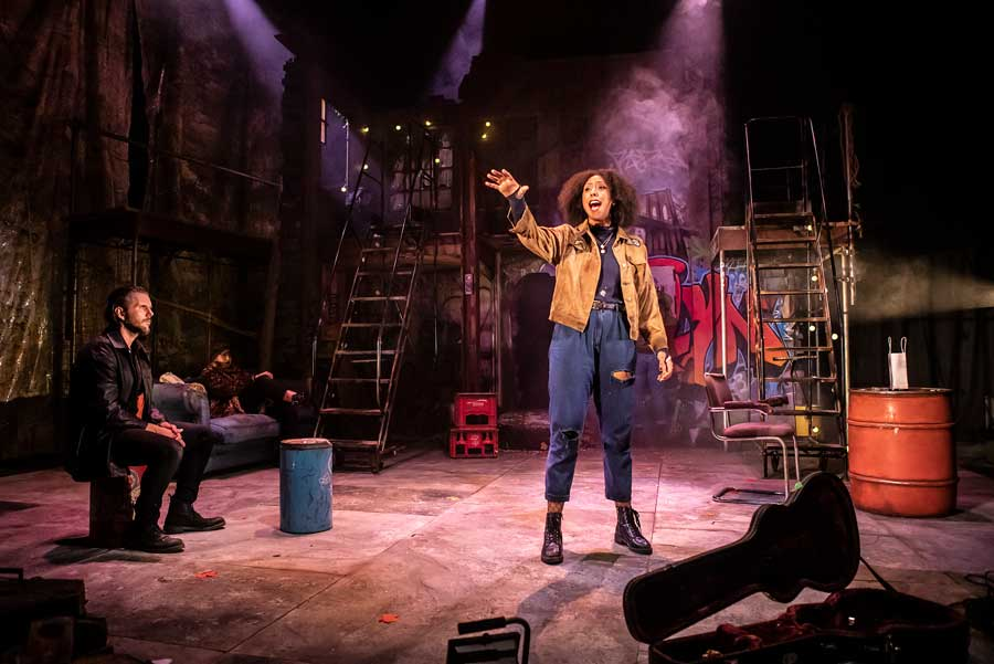 Bklyn musical review