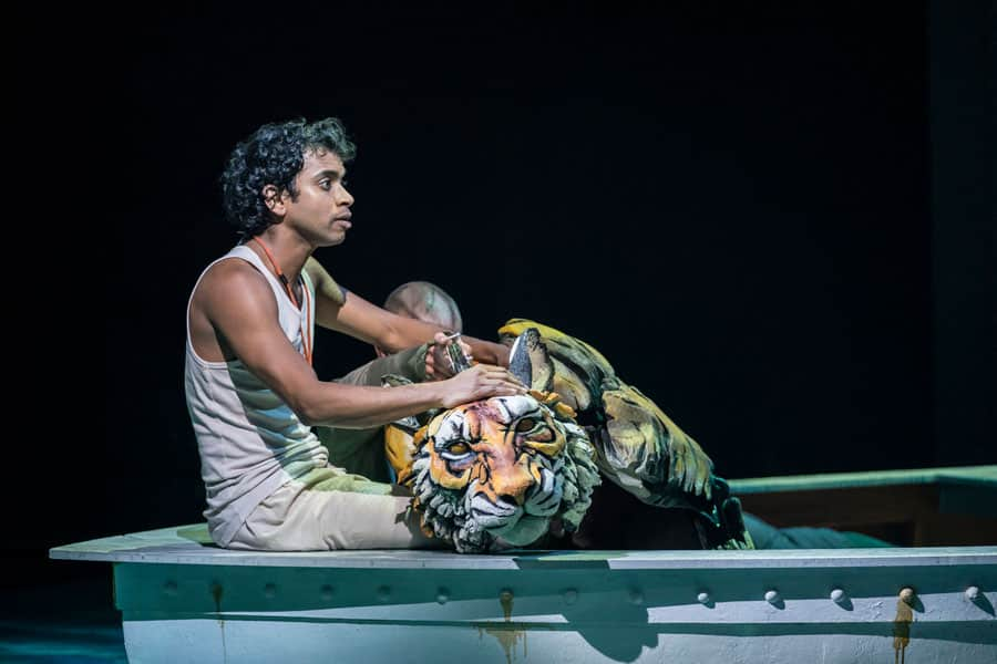 The Life of Pi among winners in UK Theatre Awards 2019