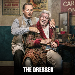 The Dresser Tour starring Matthew Kelly and Julian Clary