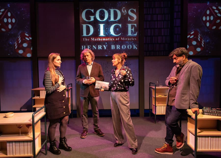 REVIEW: God's Dice, Soho Theatre London ✭✭✭✭