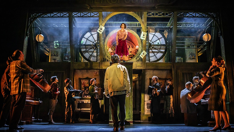 Amelie musical UK Theatre Awards