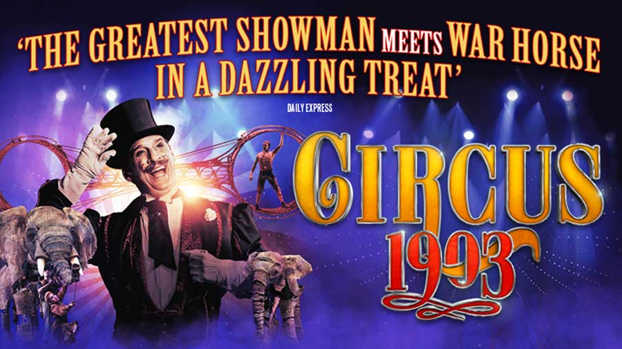 Circus 1903 tickets Southbank Centre London