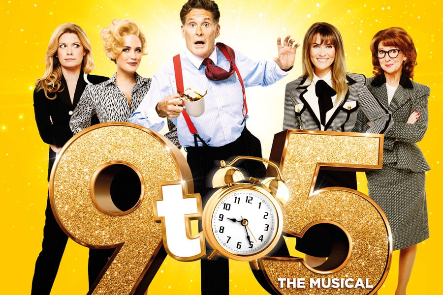 David Hasselhoff joins cast of Dolly Parton's 9 to 5 at Savoy Theatre
