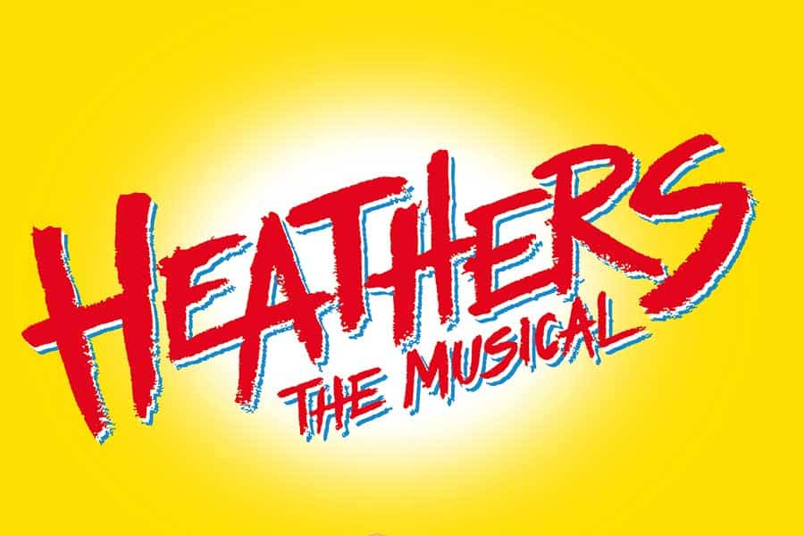 Heathers musical UK Tour 2020