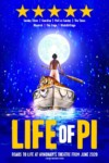 Life Of Pi tciekys Wyndhams Theatre
