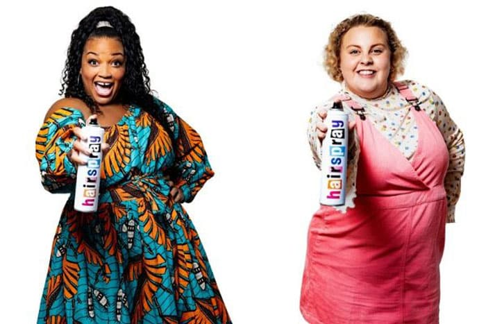 Marisha Wallace and Lizzie Bea join Hairspray cast at  London Coliseum