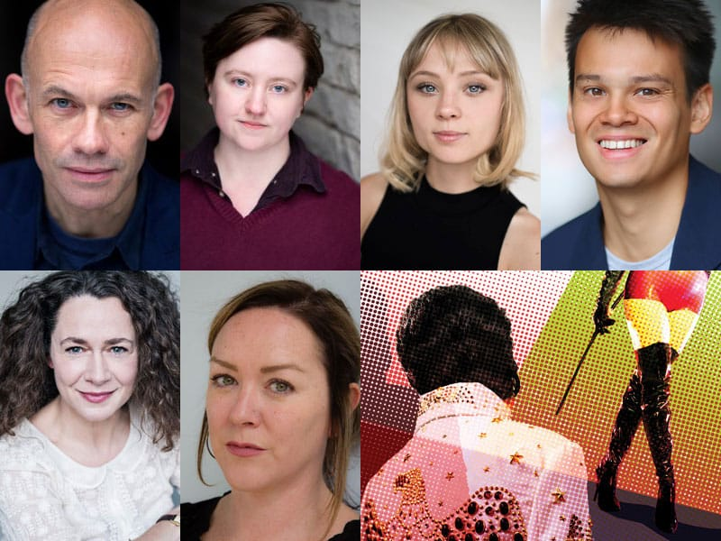 Casting announced for Martha, Josie and the Chinese Elvis at Park Theatre