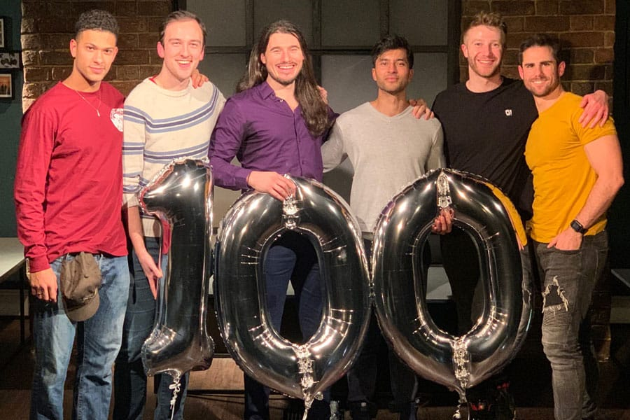 Afterglow celebrates 100 performances. Final extension announced.