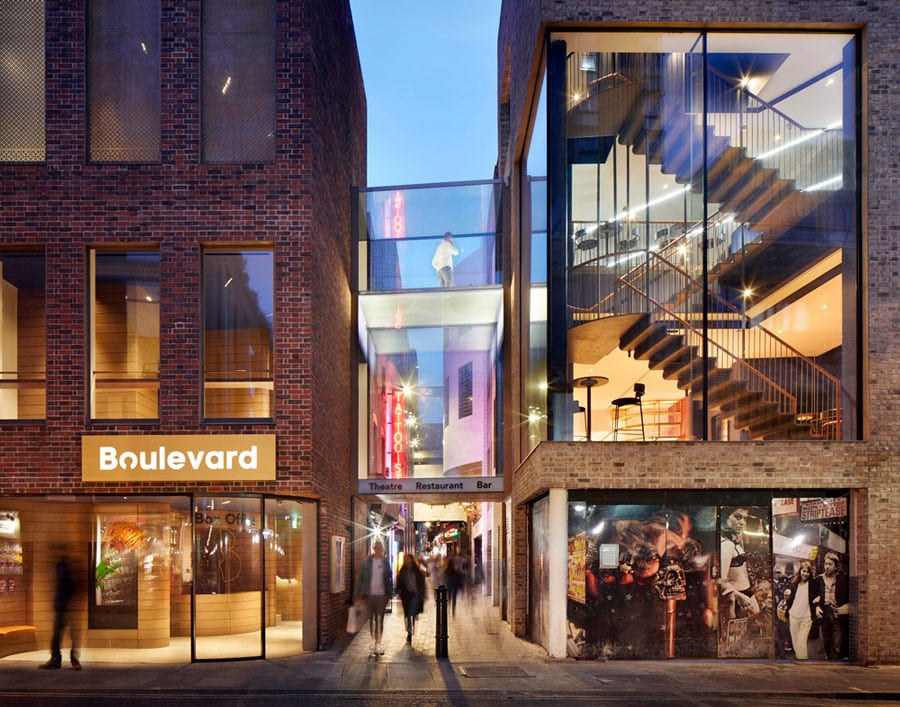 Boulevard of dreams - Inside London's new Boulevard Theatre