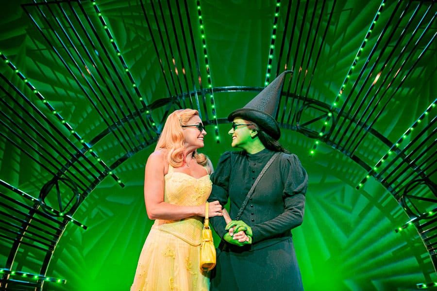 Revisiting Wicked - Keeping a long running musical fresh