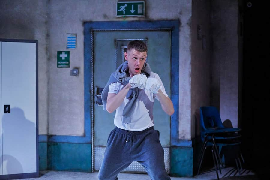 REVIEW: Shook, Southwark Playhouse - Little ✭✭✭✭✭