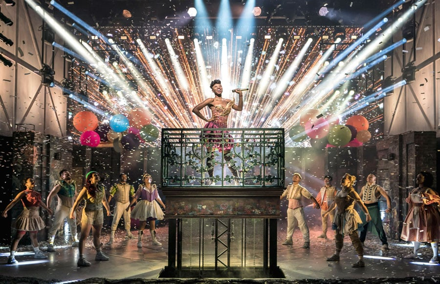 & Juliet review Shaftesbury Theatre