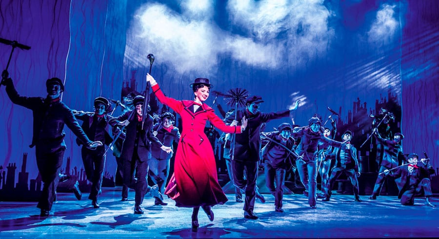 FIRST LOOK: Mary Poppins, Prince Edward Theatre London