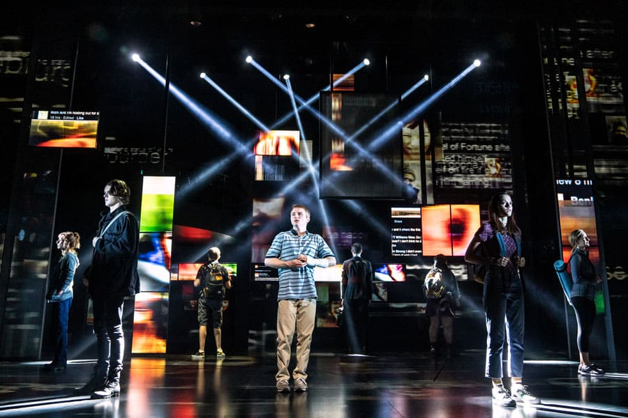 Dear Evan Hansen London starring Sam Tutty - First Look
