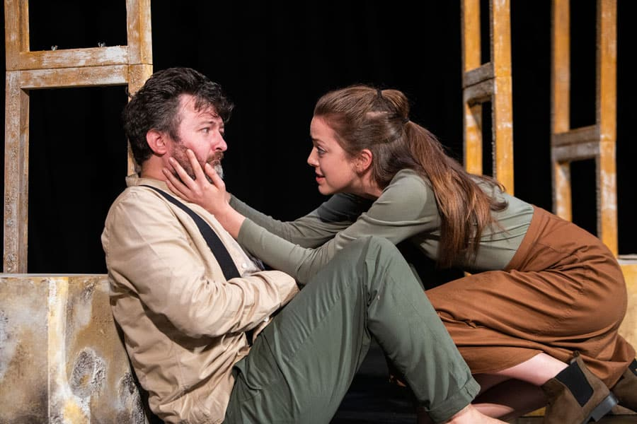 REVIEW: Uncle Vanya, New Wimbledon Theatre Studio ✭