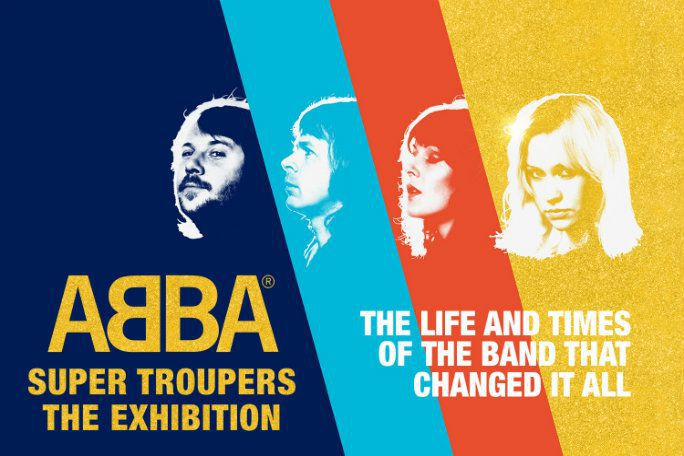 ABBA Exhibition O2 London