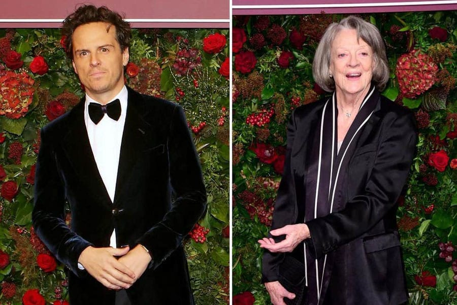Andrew Scott and Maggie Smith amongst winners at Evening Standard Theatre Awards 2019